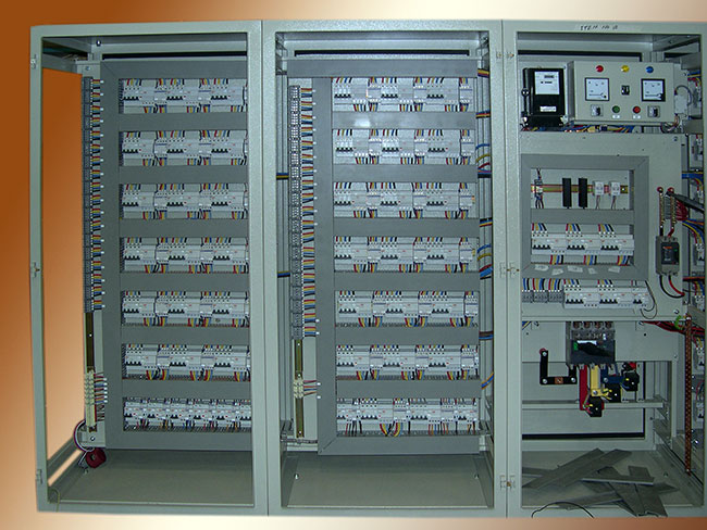 FINAL DISTRIBUTION BOARD « EAMFCO