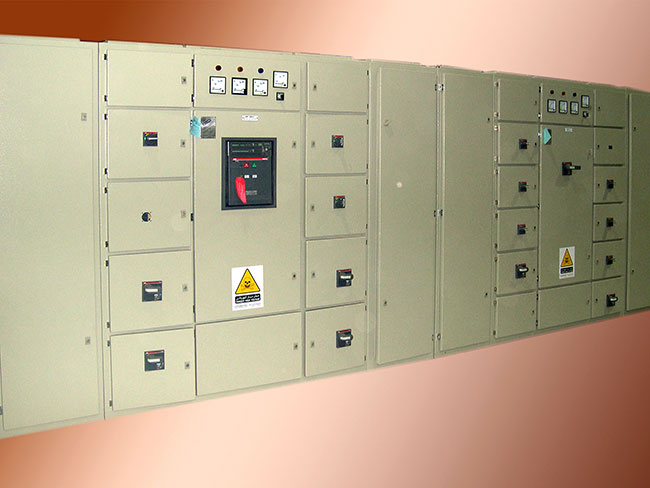 Low Voltage Panel Board 171 Eamfco
