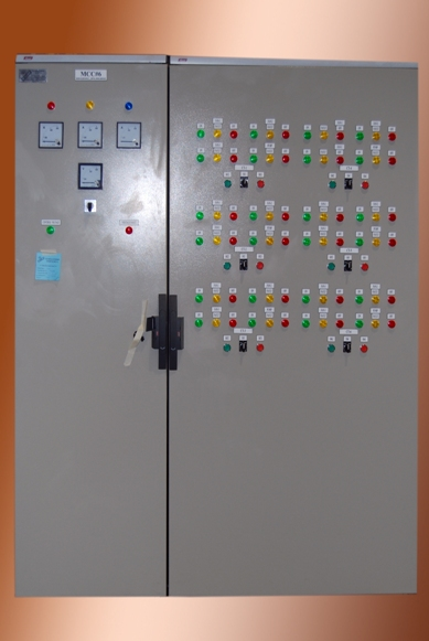 Low voltage motor control center mcc eamfco for Low voltage motor control