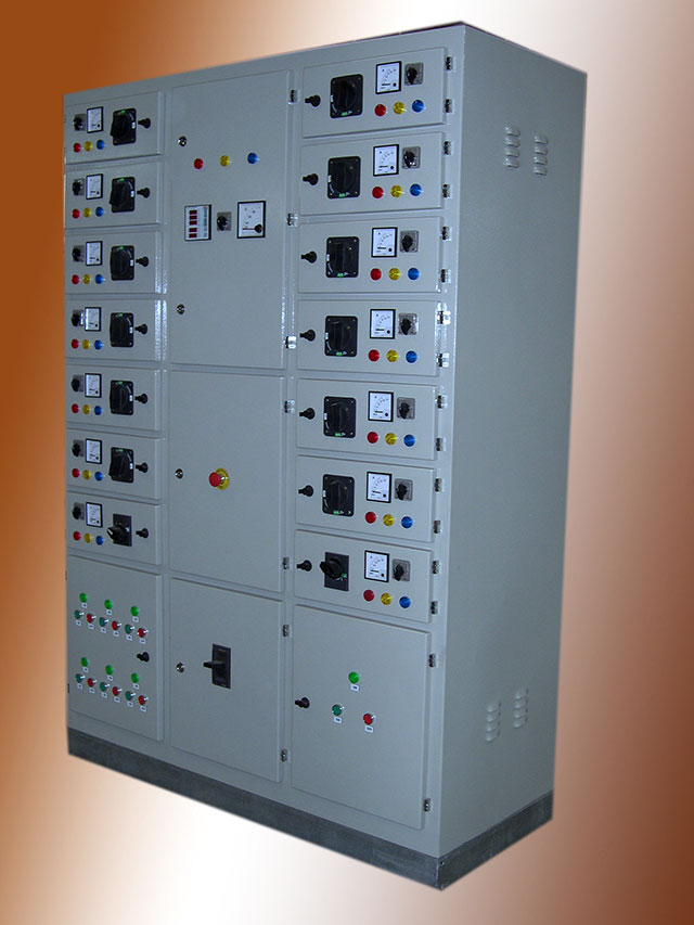 Low voltage motor control center mcc eamfco for Low voltage motor control center