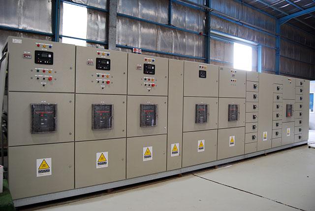 Generator Synchronization Panels 171 Eamfco