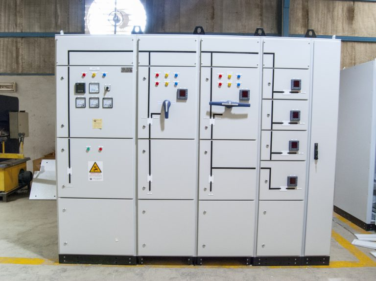 EAMFCO MAIN DISTRIBUTION BOARD