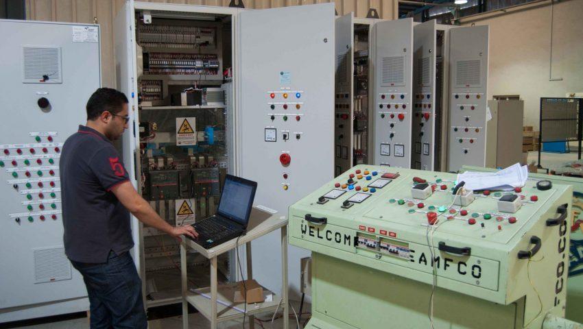 EAMFCO panel testing